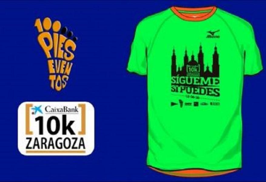 Fiesta del deporte en Zaragoza