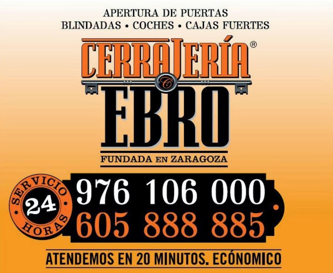 Descubriendo Zaragoza: Cerrajería Ebro