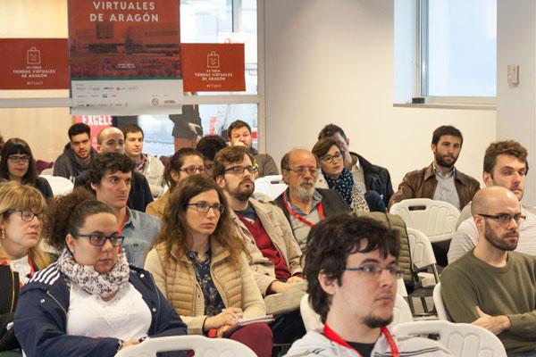Un año más por Feria de Tiendas Virtuales de Aragón